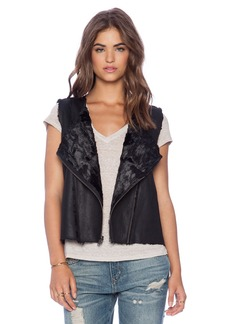 C&C California Reversible Moto Vest