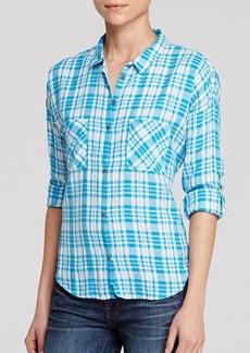 C&C California Shirt - Plaid Shirt