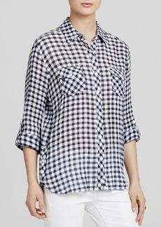C&C California Shirt - Two Pocket Gingham