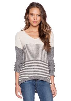 C&C California Stripe Sweater