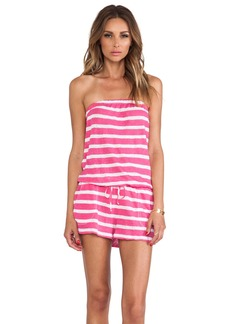 C&C California Striped Romper