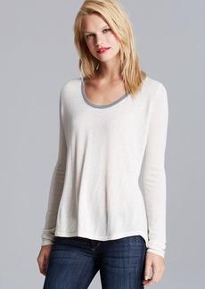 C&C California Sweater - Contrast Trim