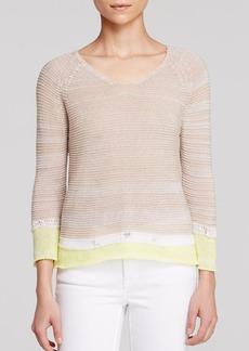 C&C California Sweater - Marled Mixed