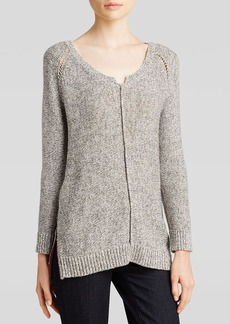 C&C California Sweater - Tweed Raglan