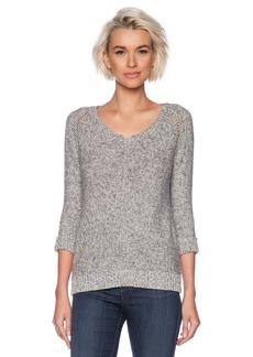 C&C California Tweed Raglan Sweater