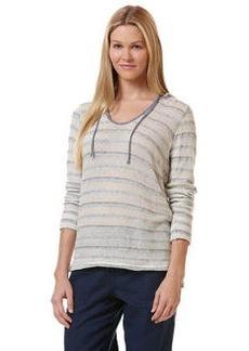 loose knit hoody