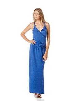 triblend maxi dress
