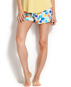 HUE Skipper Fish Boxer Shorts