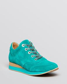 Max Mara Lace Up Sneakers