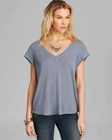 Free People Tee - At The Seams