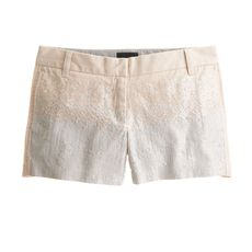 Collection sequin short