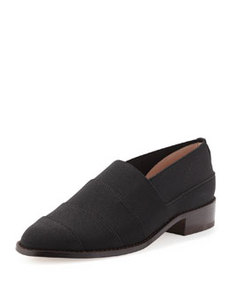 Elastica Stretch Loafer, Black   Elastica Stretch Loafer, Black