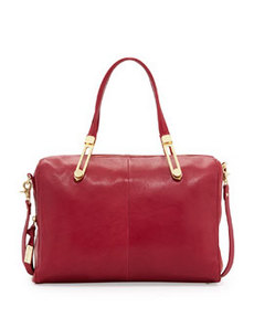 Foley + Corinna Slider Satchel Bag, Lobster
