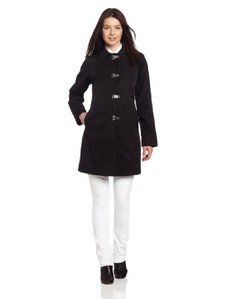 London Fog Women's Clara Clip Coat