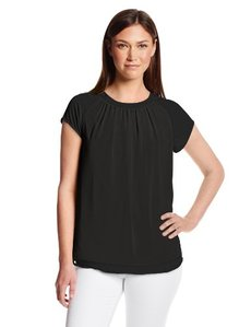 Calvin Klein Women's Slit-Front Top