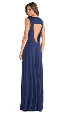 Rachel Pally Penelope Dress in Navy