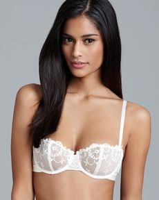 Chantelle Bra - March Palais Royal Demi Unlined Underwire #1375