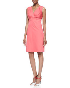 Sonya Sleeveless Sheath Dress   Sonya Sleeveless Sheath Dress