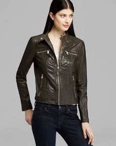 Marc New York Jacket - Gracie Moto Perforated