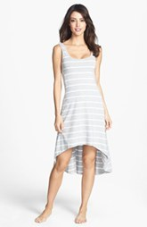 Marc New York by Andrew Marc Stripe High/Low Tank Dress