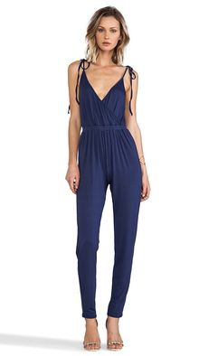 Rachel Pally Stacey Jumpsuit in Navy