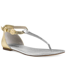 MICHAEL Michael Kors Bridget Thong Sandals