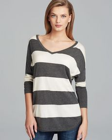 Joie Sweater - Chyanne Stripe