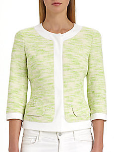 Lafayette 148 New York Marielle Tweed Jacket
