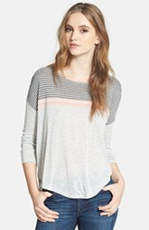 Soft Joie Mix Stripe Tee