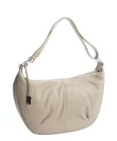Furla khaki pebble leather 'Danielle L Hobo' shoulder bag