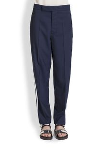 Marni Side Stripe Trousers