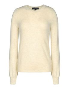 BURBERRY PRORSUM Solid color Round collar Long sleeves Lightweight sweater Knitted not made of fur Long sleeves