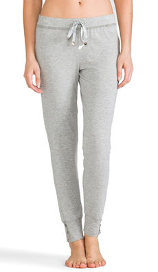 Juicy Couture Pant in Light Gray,Neutrals