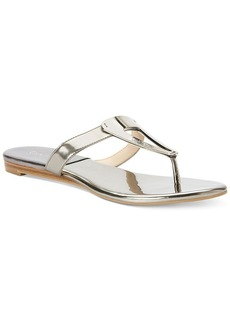 Calvin Klein Women's Sadie Thong Sandals