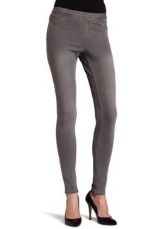 HUE Women's Solid Skinny Jeanz Legging