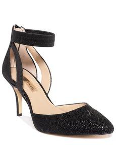 INC International Concepts Zaphire Ankle Strap Pumps