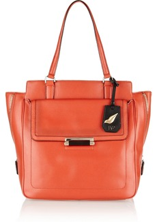 Diane von Furstenberg Highline leather tote