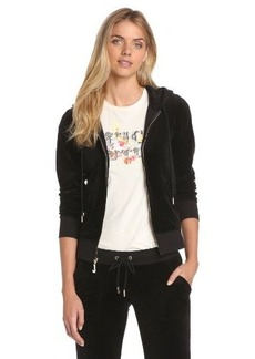 Juicy Couture Women's J Bling Hoodie