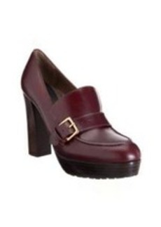 Marni Side Buckle Loafer Pump