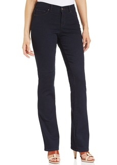 Style&co. Petite Curvy-Fit Modern Bootcut Jeans, Blue Rinse Wash