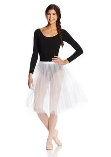 Danskin Women's Classic Multi Layer 24 Inch Tutu Skirt