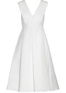 Marni Pleated cotton dress