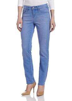 Isaac Mizrahi Jeans Women's Ali Slim Straight Leg Jean