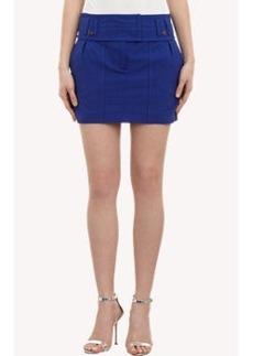 Proenza Schouler Canvas Mini Skirt