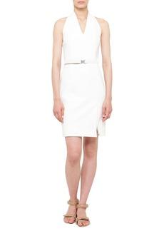 Akris punto Sleeveless dress, techno-cot