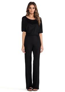 Trina Turk Malena Jumpsuit in Black