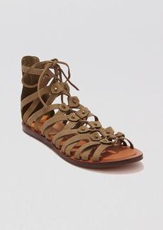 Dolce Vita Flat Gladiator Sandals - Fray