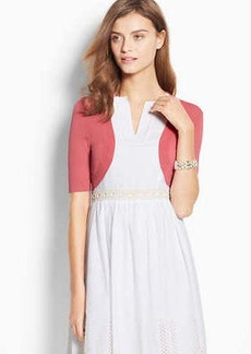 Short Sleeve Dress Shrug
