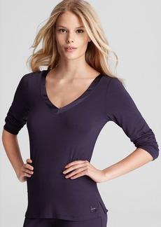 Calvin Klein Underwear Pajama Top - V Neck #S2451
