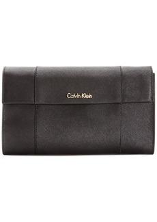 Calvin Klein Modena Saffiano Clutch